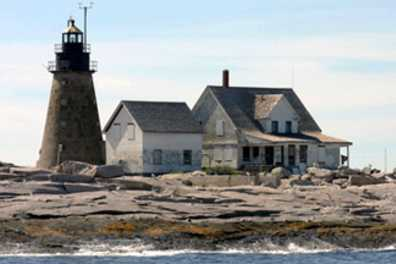 Mount Desert Rock Light