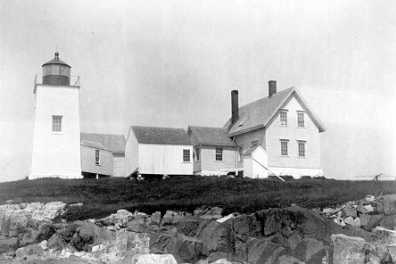 Nash Island Light
