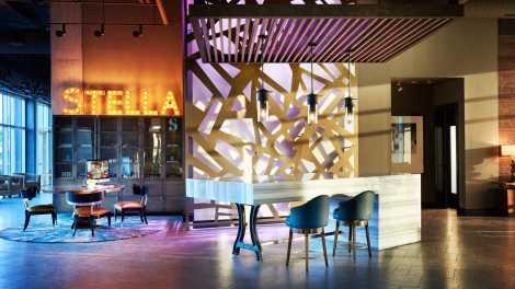 The Stella Lobby