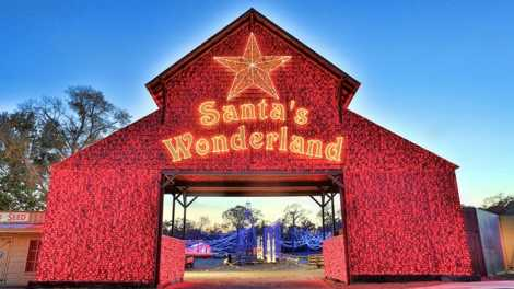 Image result for santas wonderland