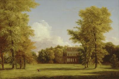 Thomas Cole Painting