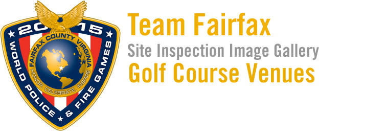 2015 World Police & Fire Games Site Inspection: Golf Course Venues Gallery Header