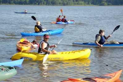 Crabtree Lake Kayaks