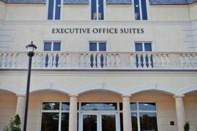 Outside - Executive Office Suites at Lafayette Village