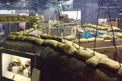 NCMH WWI Exhibit