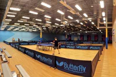Triangle Table Tennis facility