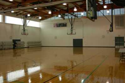 Community Center Gym
