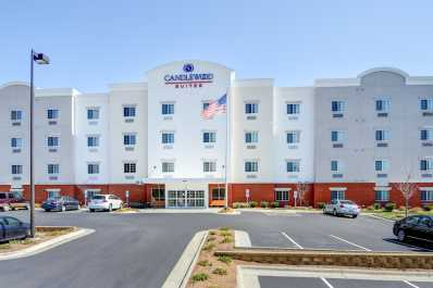 Candlewood Suites Wake Forest North Raleigh Area
