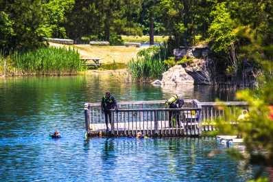 Fantasy Lake Scuba