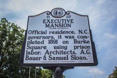 N.C. Executive Mansion