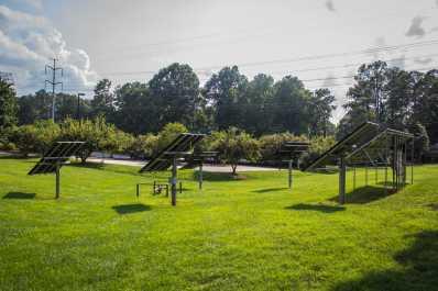 NCSU Solar House