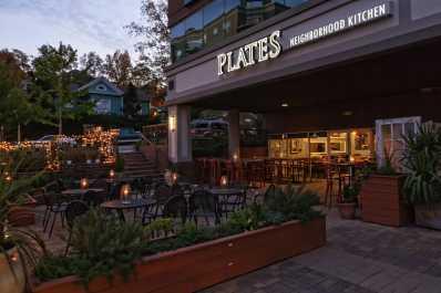Outside of Plates