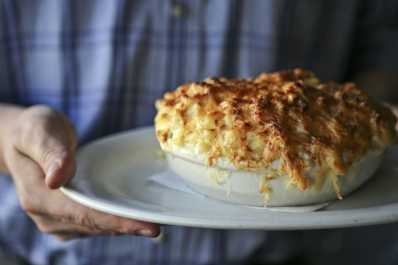 Poole's Mac and Cheese; Photo by: Angie Mosier