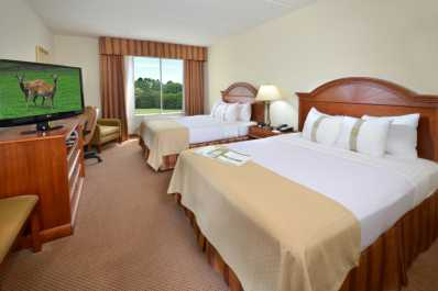 Relax in clean and comfortable guest rooms!