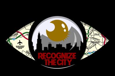 Recognize The City Tours Logo