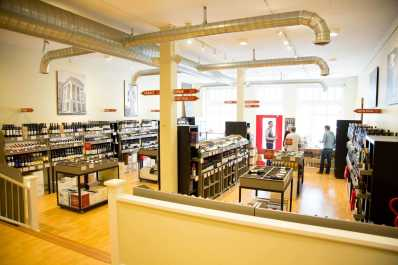 The Raleigh Wine Shop