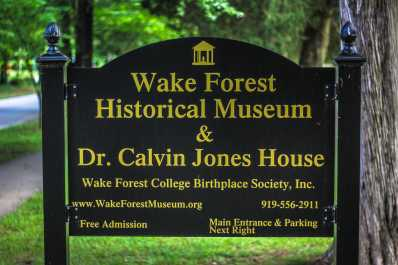 Wake Forest Historical Museum
