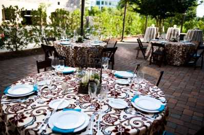 Outdoor Patio for Events