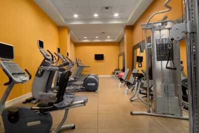 Fitness Center - equipped by Precor
