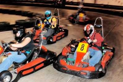 Group Karting