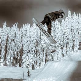 Mount Seymour Snowboard