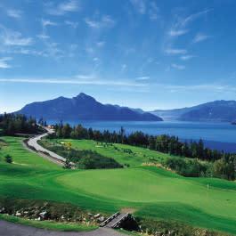 Furry Creek Golf Course