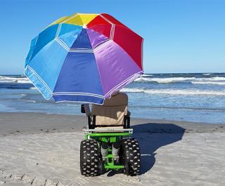 Beach Mobility Rentals