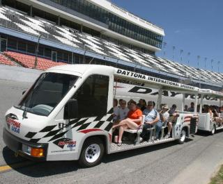 Daytona International Speedway Track Tours