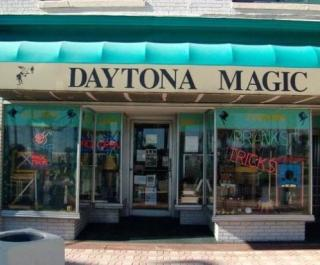 Daytona Magic Shop