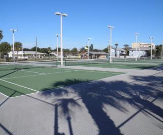 Detwiler Park Tennis Center