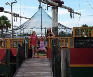 Mystic Harbor Miniature Golf