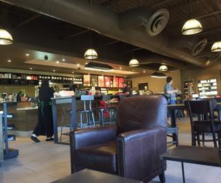 Starbucks ISB