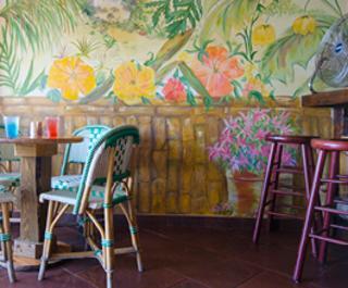 Oceanside Inn Tiki Bar
