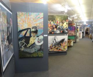 Aberant Art Gallery