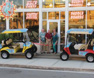 Boogie Down Golf Cart Bike Rentals & Sales