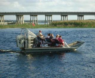 Central Florida Airboat Rides