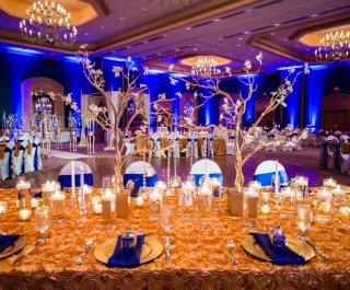 Magnificent Ballroom Weddings