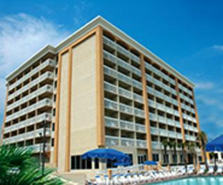Hampton Inn Daytona Shores-Oceanfront