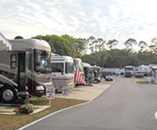 Harris Village and RV Park