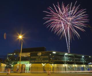 Daytona Tortugas Fireworks