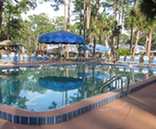 Sunshine Holiday RV Park Daytona North