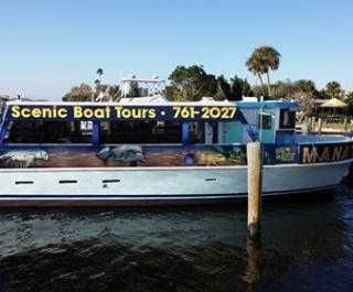 The Manatee - Scenic Tour Boat
