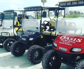 Beach Carts Daytona