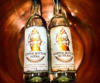 Copper Bottom