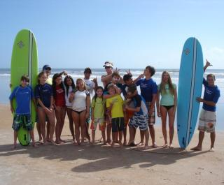Daytona Beach Surfing School