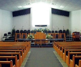Apostolic Faith Temple Of The Paw