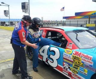 Richard Petty Driving Experience2