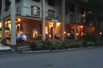 Carversville Inn Restaurant