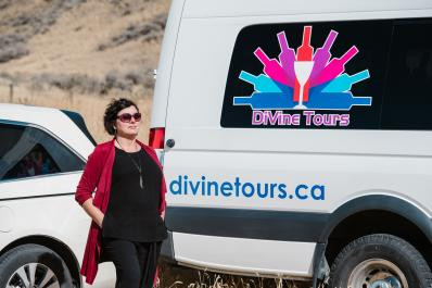 Unforgettable winery, waterfall and craft beer tours in the Thompson Okanagan..