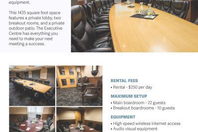 Executive Centre Boardroom